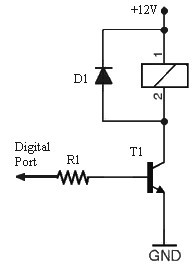 Ballast Resistor Wiring Diagram moreover Selecting The Right Relay furthermore Connecting A Relay To Arduino additionally Simple Transistor Switching Ex le Should Show Led Off further 8550 And 8050 By Making A Small Transistor  lifier Circuit Diagrams. on 2n3904 transistor datasheet