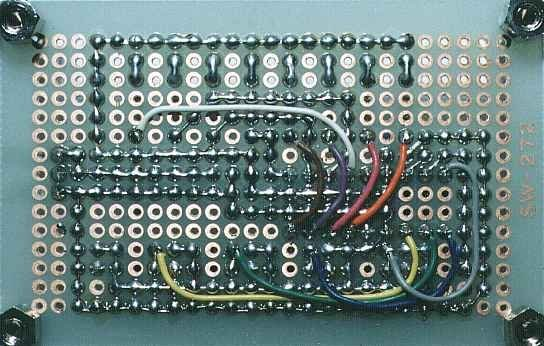 led flasher circuit  pic