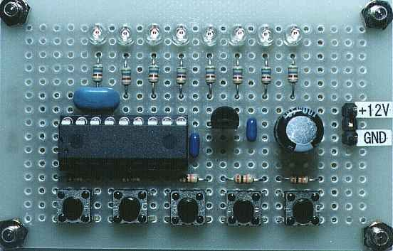 Led Flasher Pcb on Power Supply Circuit Diagram