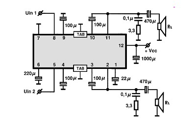 T6055435 Connect old boston ba745 speakers likewise ment Page 4 in addition Page150 in addition Schematic 2 Way Speaker Crossover further C00379422. on audio subwoofer