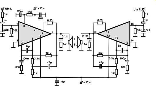 stk459 circuitos integrados para  u00e1udio  utiliza u00e7 u00e3o