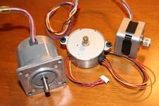 motores passo impressoras