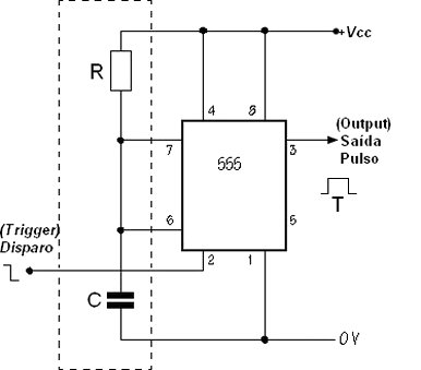 Simple Circuit Of Elektronic Buzzer as well Auctoris co furthermore Digital Object Counter additionally 555 Duty Cycle Control likewise Tl071 Lm555 Dip Ics Kit 1885. on datasheet of ic 555 timer