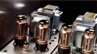 amplificador com válvulas