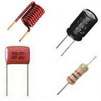 componentes eletrónicos passivos