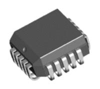 Capsula CI smt PLCC circuitos integrados