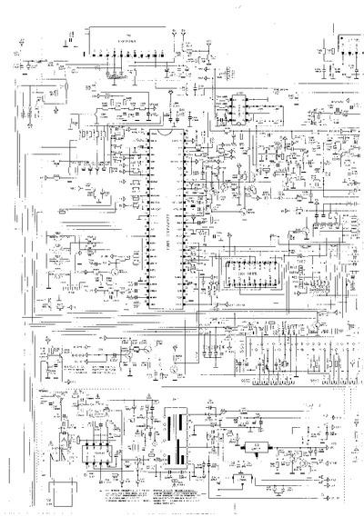 sanyo c20bg2txn chassis pt11  service manual  repair