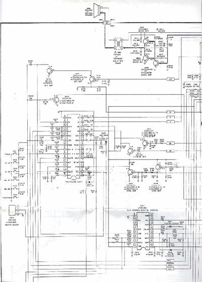 toshiba cs20c25  chassis tac9375   service manual  repair