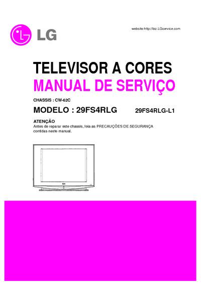 29FS4RLG ESQUEMA BAIXAR LG TV