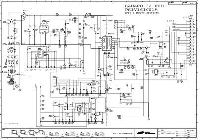 Samsung Ln32b530 N70a Service Manual Repair Schematics