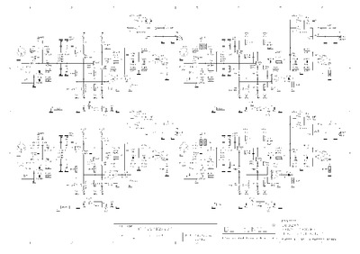 Behringer Xenyx 1832fx 20783 on home audio schematics