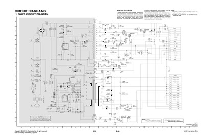 lg eax63328003 power supply  service manual  repair schematics
