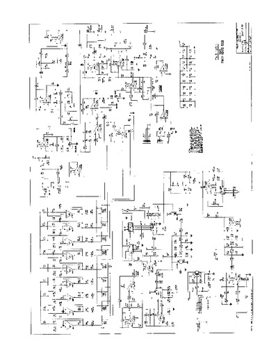 peavey tnt 150  service manual  repair schematics
