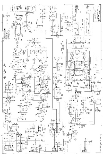 peavey transtube special 212 orig 1995 schematic  service