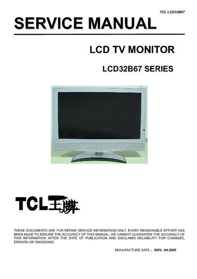 tcl 32 lcd tv manual
