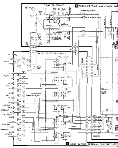 technics wiring diagram technics radio wiring diagram
