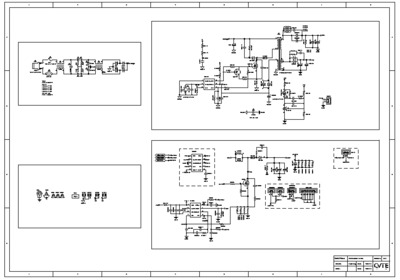 TP VST59S PB813, Service Manual, Repair Schematics