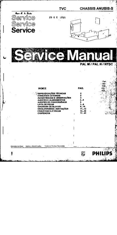 esquema tv philips 21pt5433