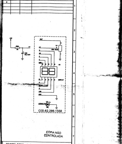 Lm317 Voltage Regulator Short Circuit together with 65762 as well Multimetro Minipa Et 3021 20826 further Johnson Digital Counter Circuit Diagram in addition Lm339 Smt Quad  parator Ic. on led datasheet pdf