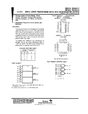 Application Note - Datasheet